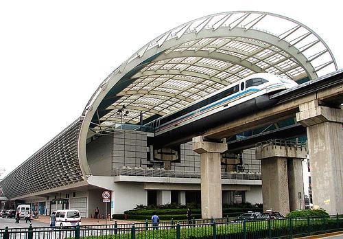 maglev-train-station